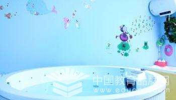 小海螺婴儿游泳馆加盟