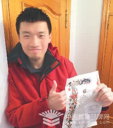 徐志鸿:留学这段经历很有趣