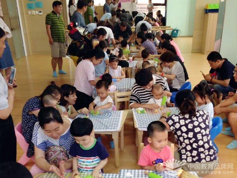 幼儿教育加盟