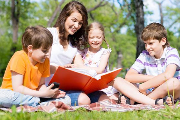 儿童教育加盟