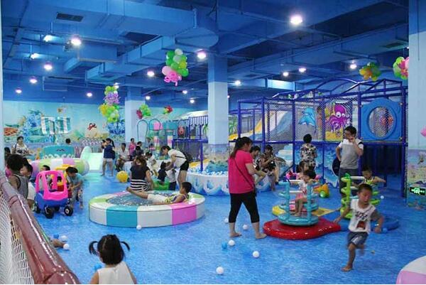 投资儿童游乐园加盟靠谱吗