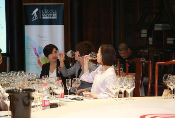 """波尔多葡萄酒学校为行业内部人士提供""""接地气""""的""""营销实战类""""培训"""
