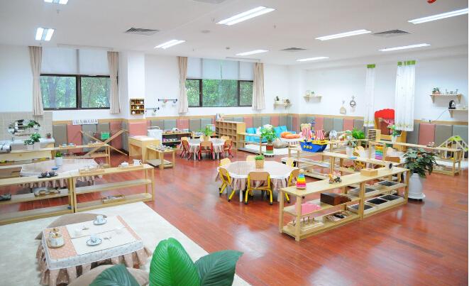蒙特梭利幼儿园加盟费怎么样?蒙特梭利幼儿园加盟有哪些优势