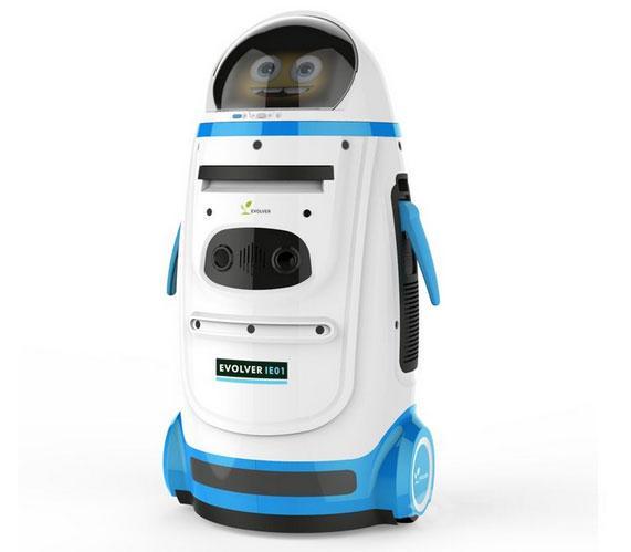 智能机器人小胖加盟怎么样?智能机器人小胖加盟投资前景如何