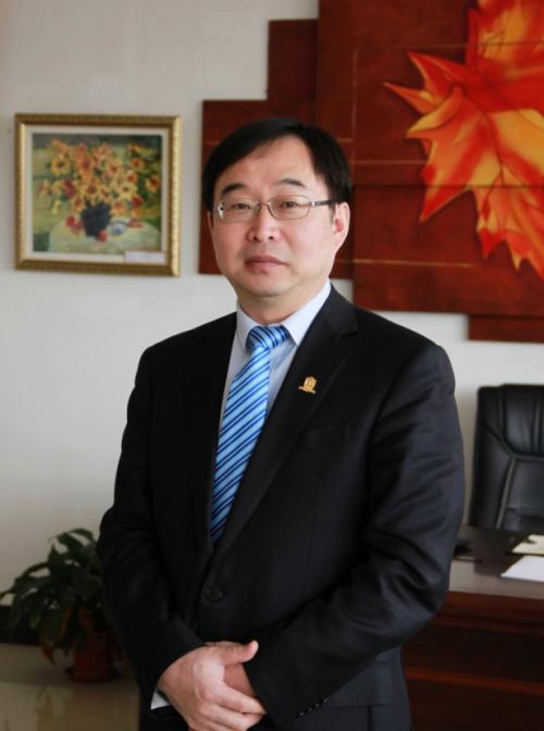 枫叶教育集团中方副校监 许盛贵