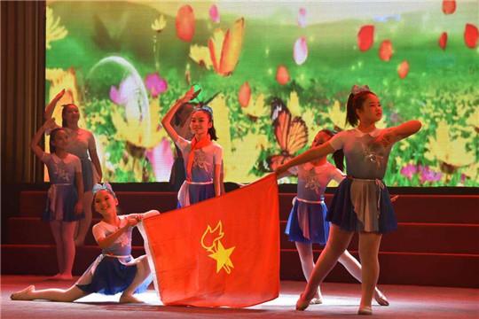 名状元国际舞蹈学校表演